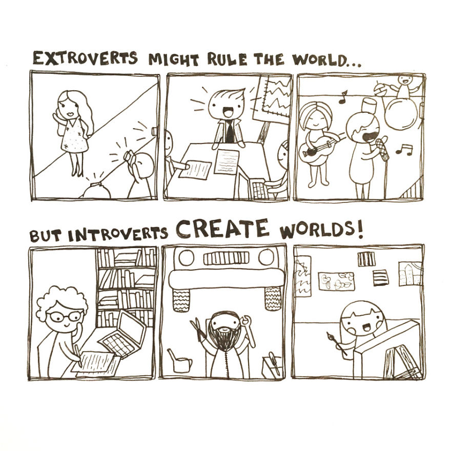 Introvert Create Worlds