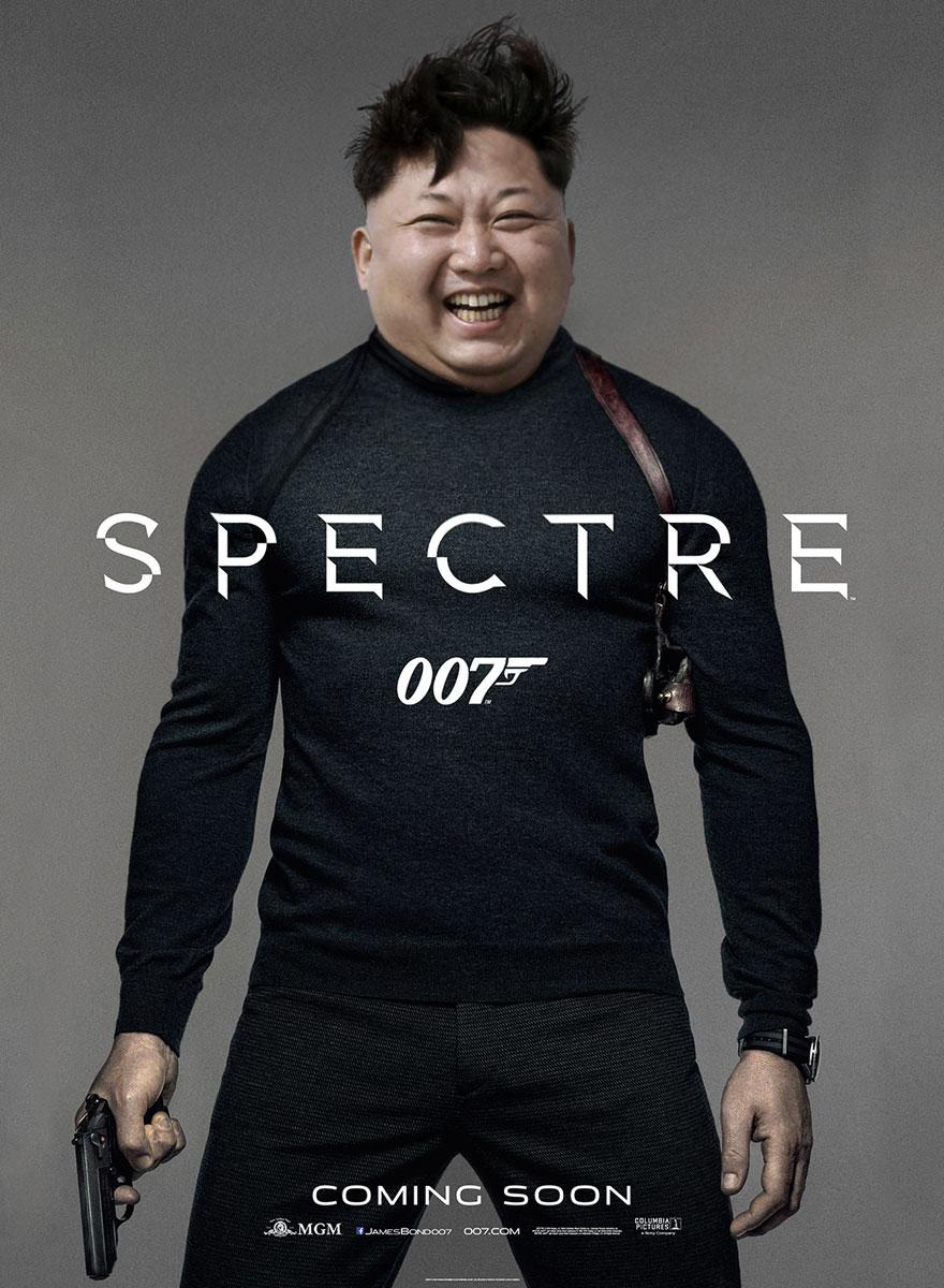 Kim Jong-bond