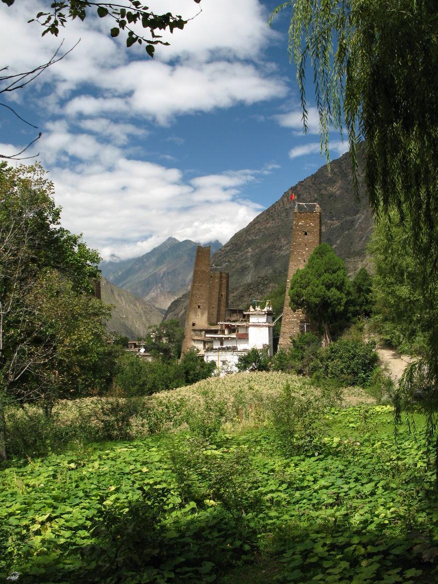 Danba, Western Sichuan Province