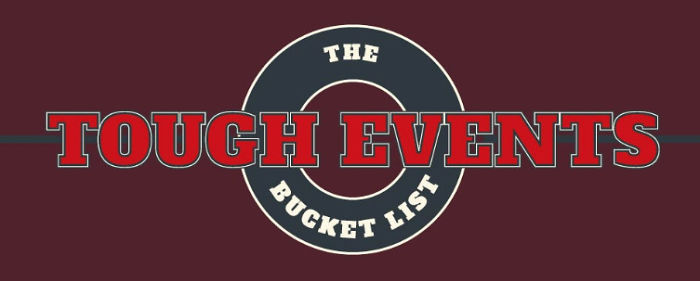 The Tough Events Bucket List