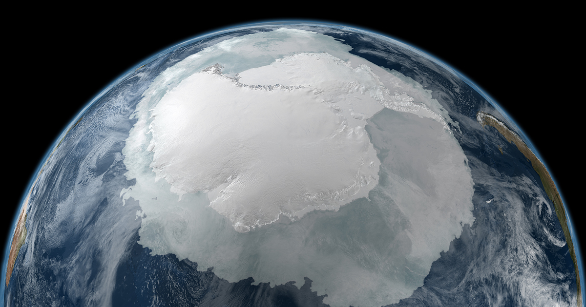 NASA Study Shows That Antarctica Is Actually Gaining More Ice Than It's  Losing | Bored Panda