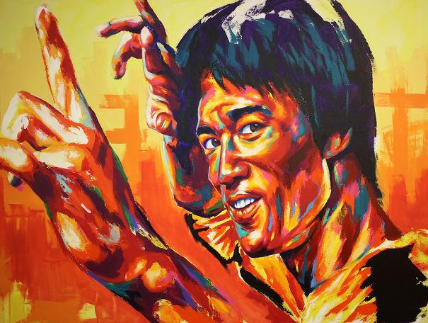 Detour Aka Thomas Evans (painter - Usa)