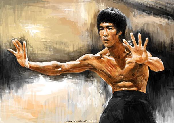 Kim Dae Hwan (digital Painter- South Korea)