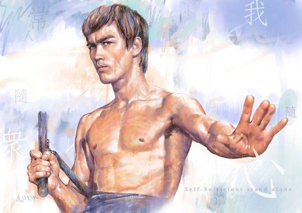 Milton Wong (painter/illustrator - Hong Kong)