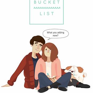 Artist Creates Adorable Illustrations To Document Completion Of Her Bucket List