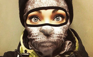 Animal Ski Masks By Teya Salat