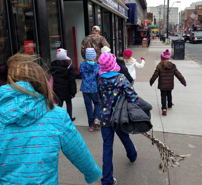 children-donate-warm-clothes-homeless-winter-canada-tara-smith-atkins-3
