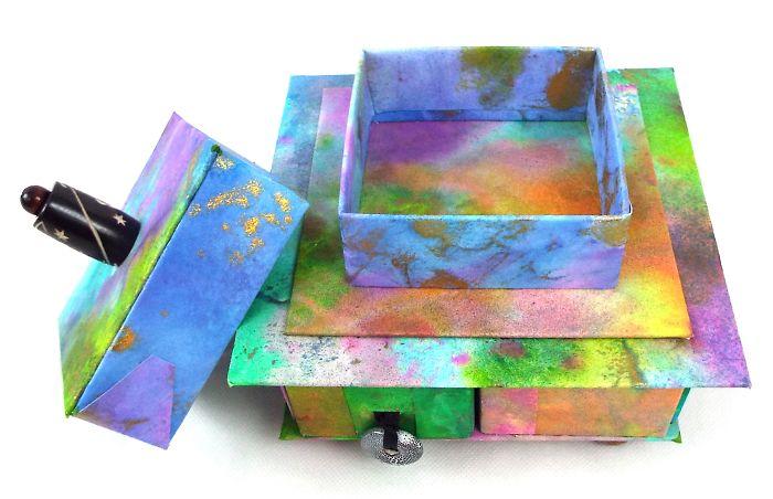 Colorbox Paper Art Constructions