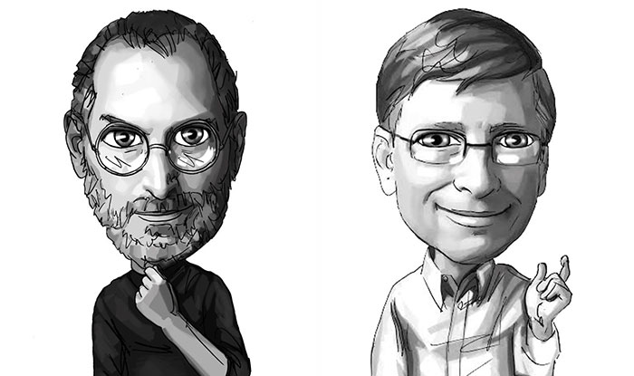 We Created Portraits Of Brilliant Business Minds To Celebrate Global Entrepreneurship Week
