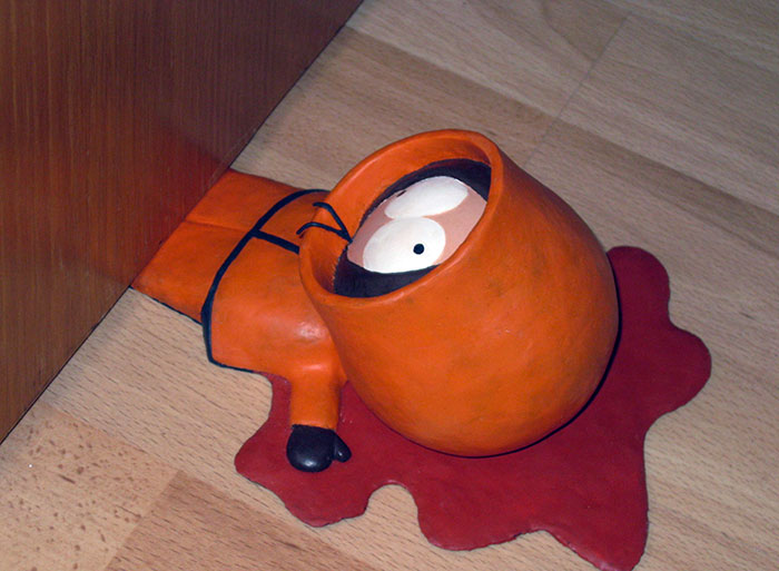 Kenny Doorstop