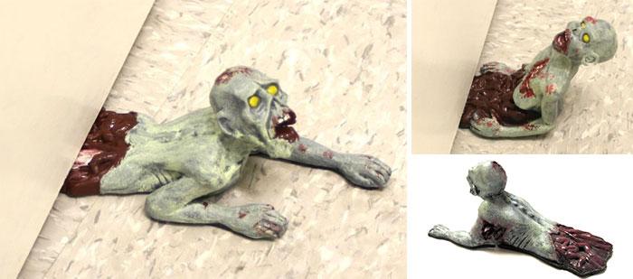 opritor de usa in forma de zombie