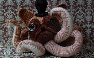 I Crochet Octodogs Based On Different Dog Breeds