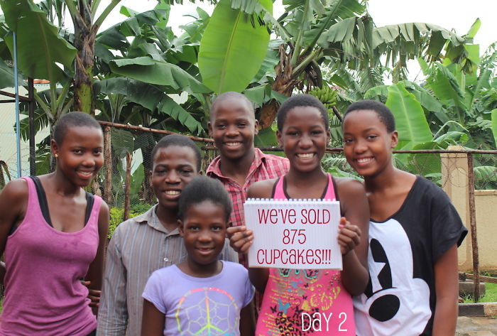 Cupcakes For Wheels – Help These Children Buy A Vehicle For Their Family & Ministry In Uganda