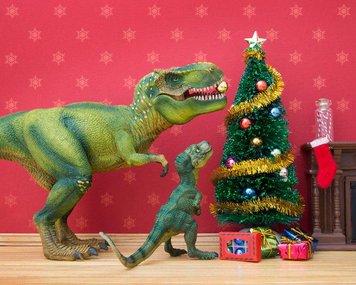 Dinosaurs Indoors