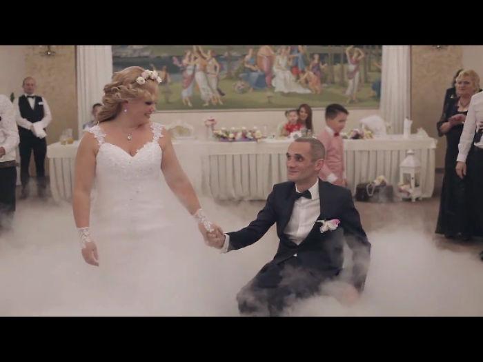 Emotional First Wedding Dance