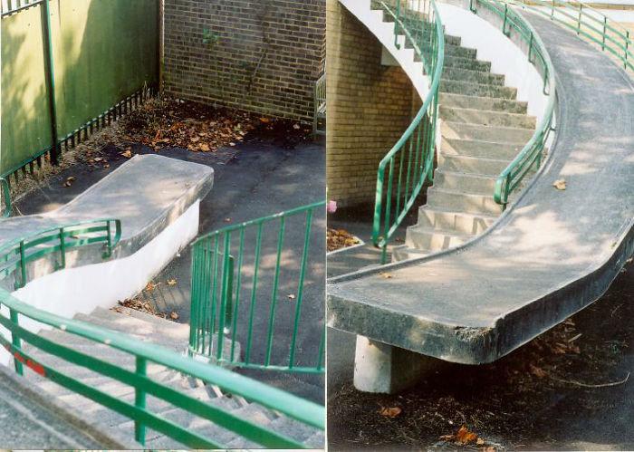 Wheelchair Escape Route