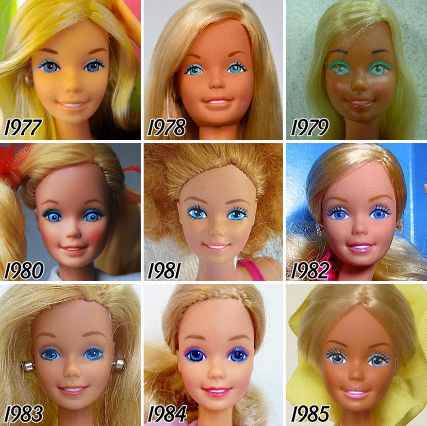 Barbie giai đoạn 1977-1985