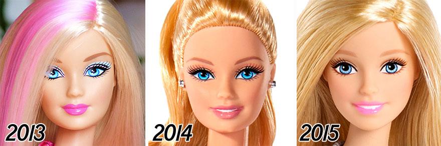 Barbie ngày nay