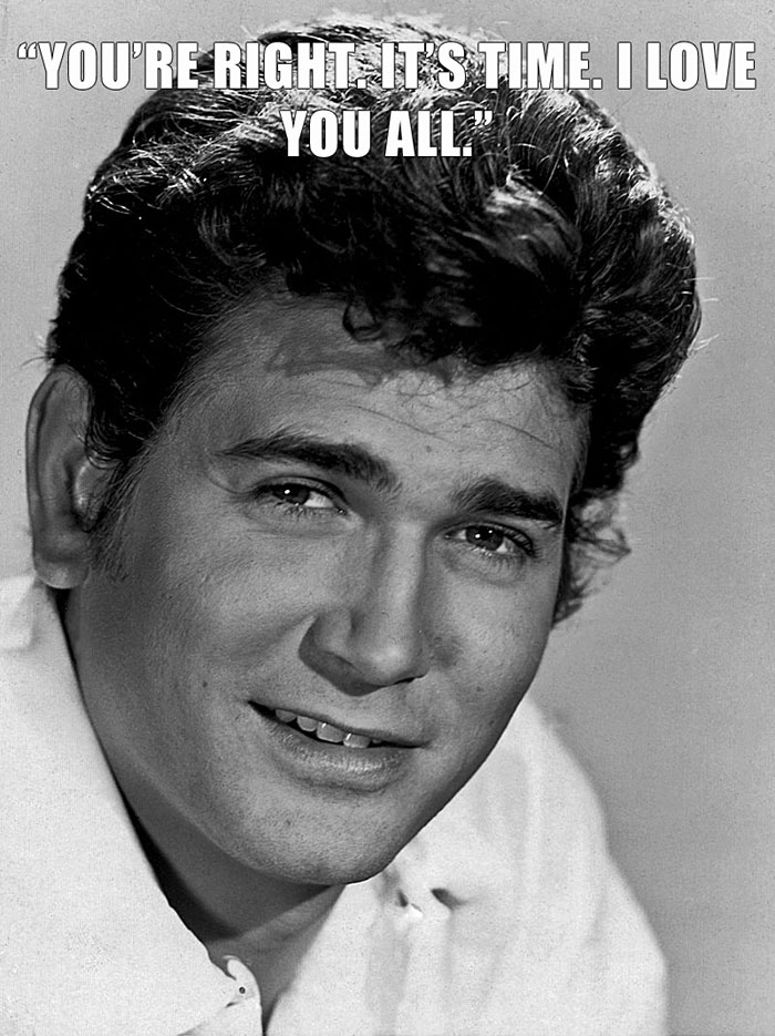 """Michael Landon's Family Gathered Around His Bed, And His Son Said It Was Time To Move On. Landon Said, """"You're Right. It's Time. I Love You All"""""""