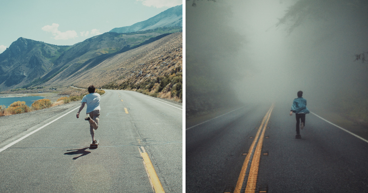 I Use My Skateboard And Camera To Capture The Spirit Of The American West Coast