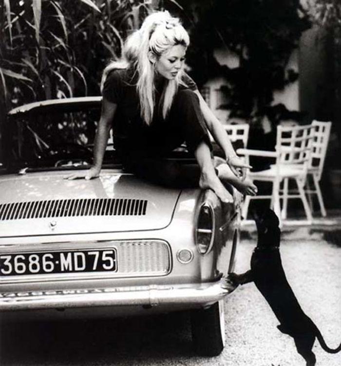 Brigitte Bardot, 1959