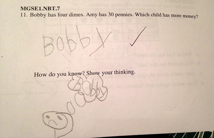 6-Year-Old Genius Stumps Math Teacher With Brilliant Answer To Math Problem