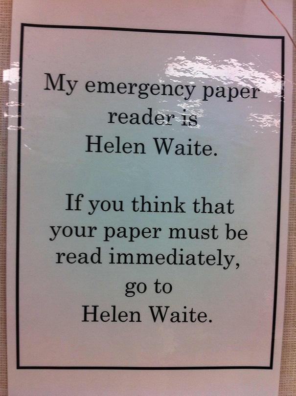 From My English Teacher's Wall   Bored Panda English Teacher Funny