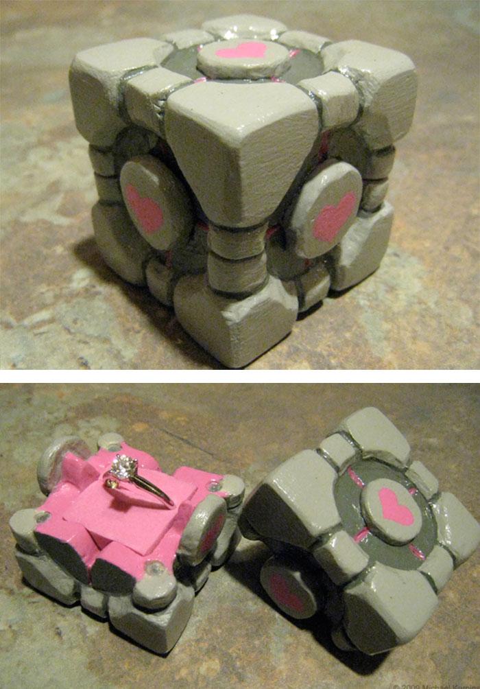 Portal Ring Box