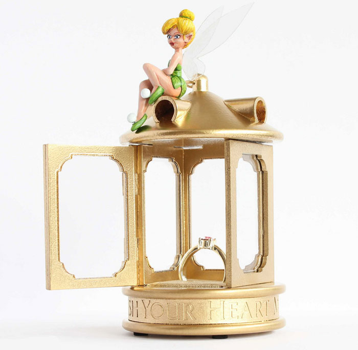 Tinker Bell Ring Box