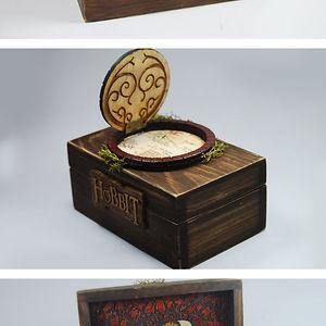 The Hobbit Ring Box