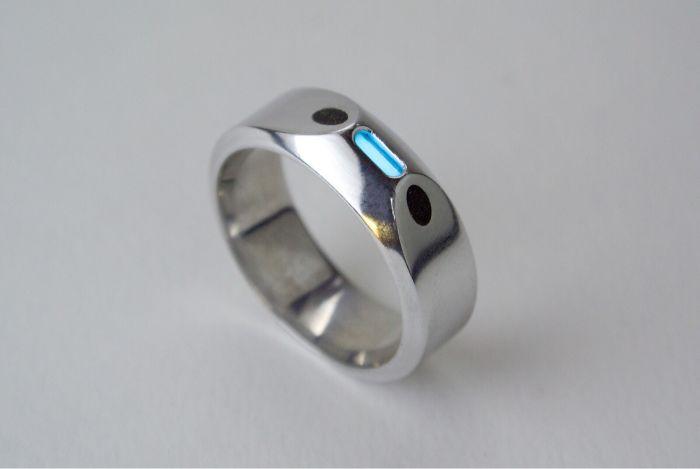 Half Life Ring