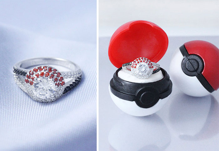 jewelry shank diamond with moissanite wedding twist a ring meteorite and rings bands engagement unique anime johan by