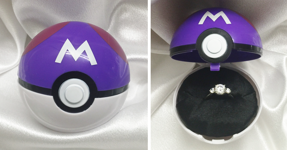 60 Geeky Engagement Rings And Boxes No Geeky Girl Can Refuse