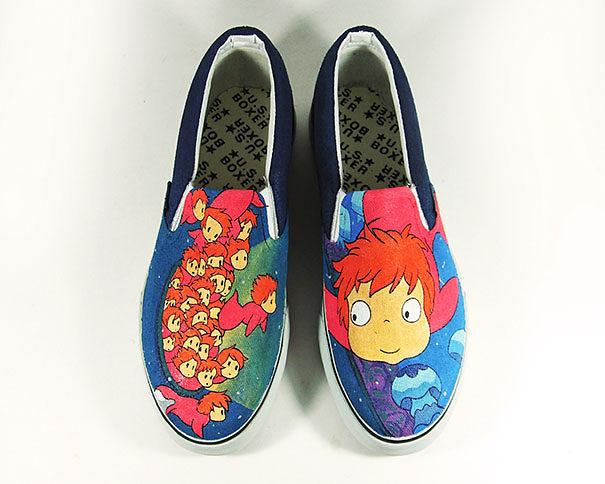 Ponyo Shoes
