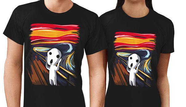 Princess Mononoke T-shirts