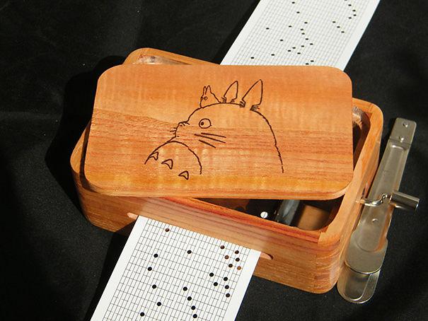 Music Box With Ghibli Music