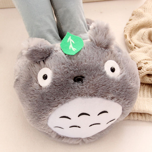 Totoro Feet Warmer