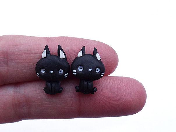 Jiji From Kiki's Delivery Service Earrings