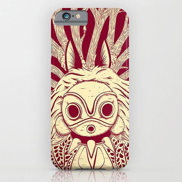 Princess Mononoke Phone Case