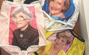 'Golden Girls' Granny Panties Are Apparently A Thing Now