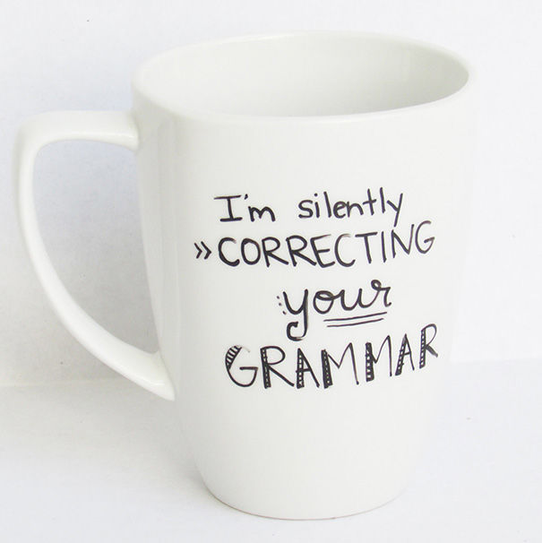English-Teacher-Inspired Coffee Mug