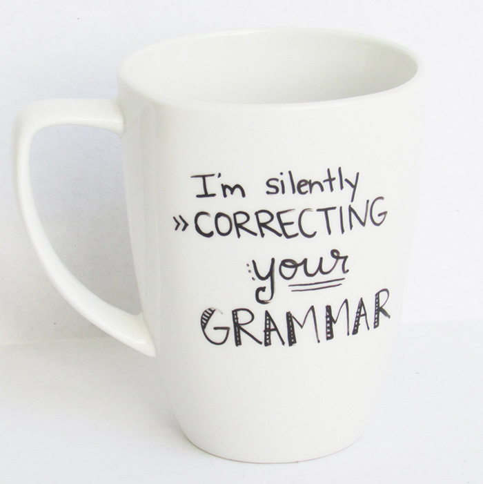 20+ Gifts For Friends Who Work For The Grammar Police