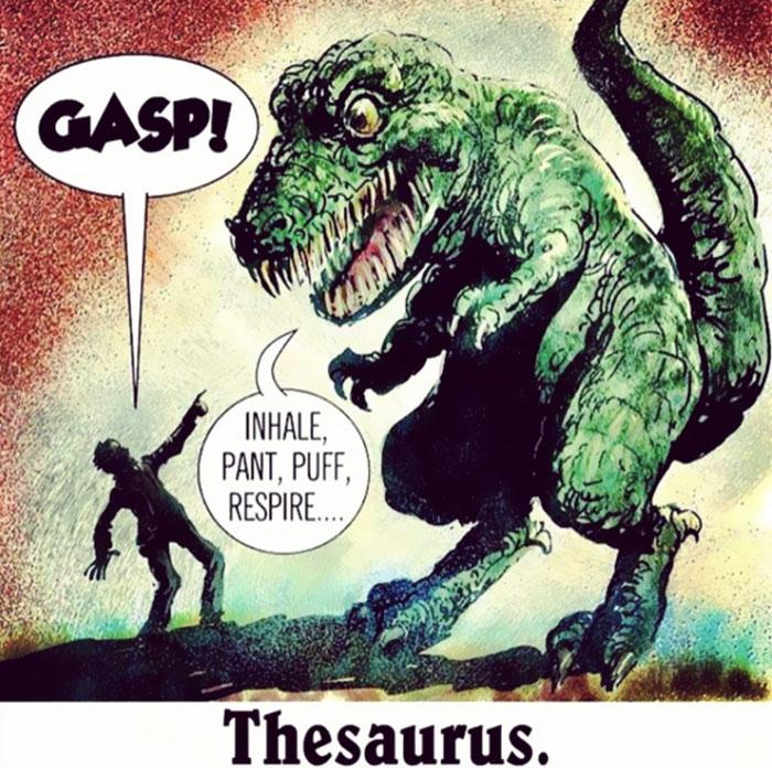 Grammar Dinosaur