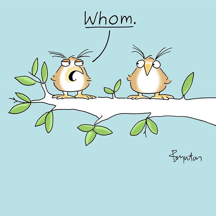 Who / Whom