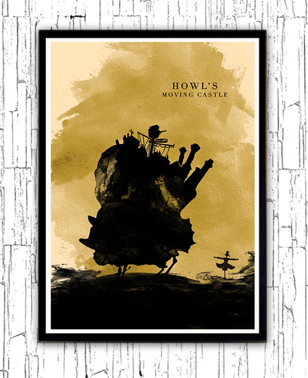 hayao-miyazaki-characters-watercolor-minimalist-posters-alp-celik