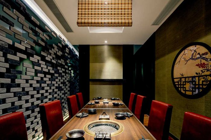 Hutong Restaurant Shanghai