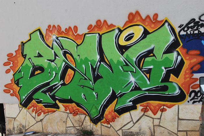 I Found This Great Turkish Graffiti In Izmir Turkey