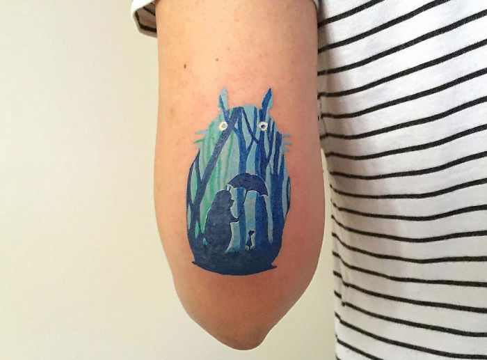 I Took The Greatest Risk In My Life And Became A Tattoo Artist