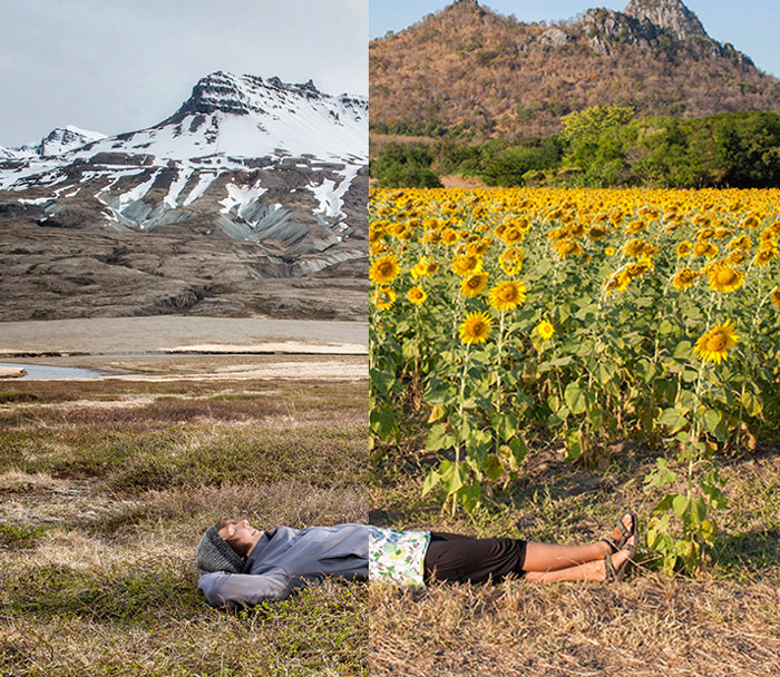 If I Lay Here:  I Travel Around The World Inspired By Snow Patrol's Song