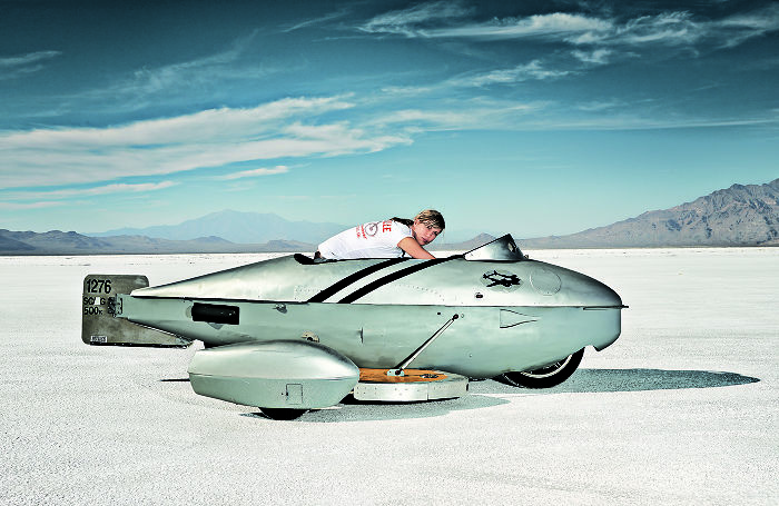I Travelled To The Bonneville Salt Flats: The World's Fastest Place
